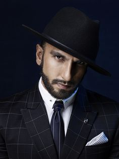 Ranveer Singh. Miles and miles of multidimensional style.