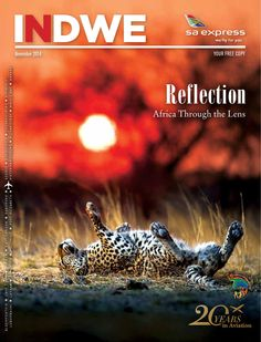 In this edition of Indwe we are wowed by the incredible wildlife photographs of Heinrich van den Berg; explore Kaapsehoop, PE and the KZN Midlands; and sit down with Spud writer John van de Ruit. We also take a moment to commemorate 16 Days of Acti.