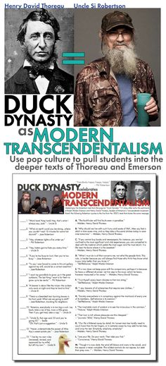 duck dynasty essay example Why did reality television become popular in  much ado was made about duck dynasty hitting 118 million  for example keeping duck dynasty in mind the.