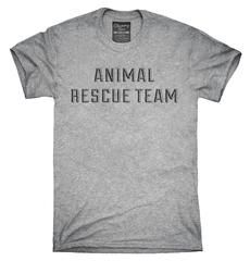 Animal Rescue Team T-Shirt, Hoodie, Tank Top