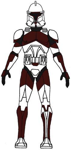 Clone Trooper Keeli's Company