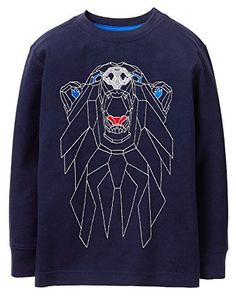 """Product review for Gymboree Little Boys' Long Sleeve Geo Bear Pullover.  Long sleeve geo bear pullover; great winter fashion he will love to play in       Famous Words of Inspiration...""""The less people speak of their greatness, the more we think of it.""""   Lord Bacon — Click here for more from Lord..."""