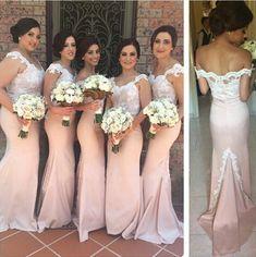 Long Bridesmaid Dress, lace Bridesmaid Dress, blush pink Bridesmaid Dress,http://www.storenvy.com/products/13593720-long-bridesmaid-dress-lace-bridesmaid-dress-blush-pink-bridesmaid-dress-m