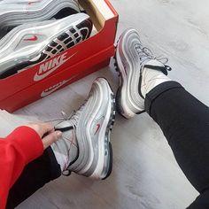 Nike Air Max 97 Retro LA Silver | #nike #airmax #sneakers #style #igsneakers #SneakerFiend