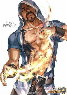 Mago-Clash Royale