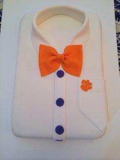 Clemson birthday cake!
