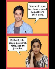 We think by now Alia Bhatt should start getting royalty for her jokes gone viral. After putting her under the scanner for her GK, Varun Dhawan has taken it to another level.