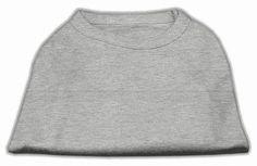 Plain Shirts Grey Med (12)