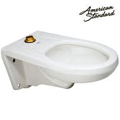 American Standard 1.6 GPF Wall Mounted ADA Retrofit Toilet. Compare more units at store.equiparts.net