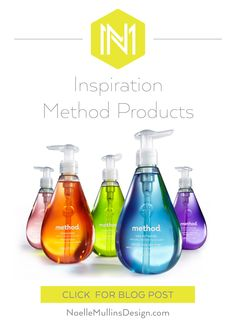 Inspiration | Method Products #design #packaging #method #creativeinspiration #inspiration