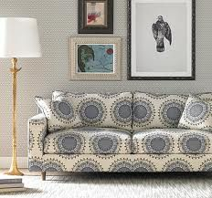 Patterned Sofas Google Search Sofa Styling Upholstered Furniture Design Interior