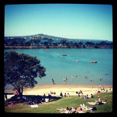 A fine day in Auckland, NZ