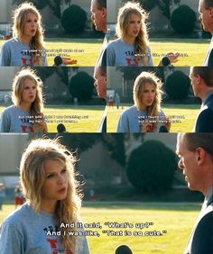 Taylor Swift in Valentine's Day! Lol Taylor Swift and Taylor Lautner totally made this movie! Love it!