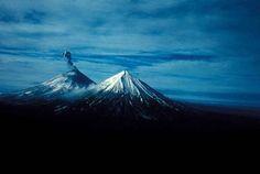 Mount Pavlof Alaska USA