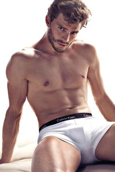 Jamie Dornan - vom sexy Unterwäsche Model zum noch heißeren Schauspieler
