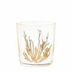 Gold Coral Glassware   ZARA HOME 日本/Japan