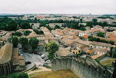 Carcassonne, Aude.