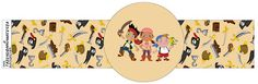 Jake and the Never Land Pirates: Party Free Printables. Check out the whole set! :)