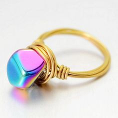 IRREGULAR CUT GOLD PLATED QUARZ CRYSTAL STONE RING. CLICK HERE: http://www.malalajewelry.com/collections/rings/products/irregular-cut-gold-plated-stone-ring