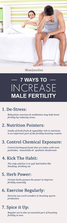 Increase Fertility In Men: Here is a small guide on how you can effectively deal with the issue with simple care. #health