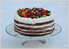 Dortový krém z Mascarpone - Powered by Tiramisu, A Food, Ethnic Recipes, Cakes, Mascarpone, Cake Makers, Kuchen, Cake, Pastries