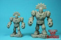 Eztlachtli-War Of The Ravaged Board Game Mini Board Games, Lion Sculpture, War, Statue, Mini, Sculptures, Sculpture