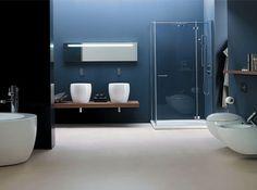Дизайн ванной комнаты от Alessi