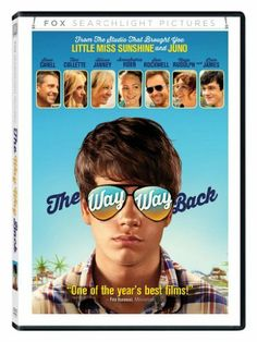 The Way, Way Back DVD