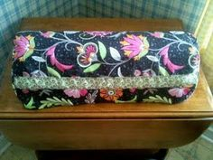 Free dust cover pattern for Cricut expression