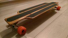 Longboard low rider Journey rosewood