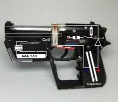 Nifty Hack turns Airsoft Guns into Coilguns - The Truth About Guns