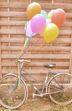 rubans-Frou-Frou-couleur- fête à bicyclette selon Bis-Cute