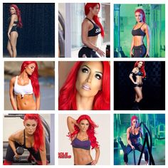 Obsessed with Eva Marie's body