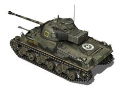 m4 sherman mk vc firefly - beldevere 3d model obj 3ds fbx c4d lwo lw lws mtl 4 Plastic Model Kits, Plastic Models, Sherman Firefly, Rc Tank, Sherman Tank, F35, Military Modelling, Scale Models, Military Vehicles