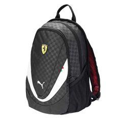 Scuderia Ferrari Replica Backpack #ferrari #ferraristore #backpack #small #puma
