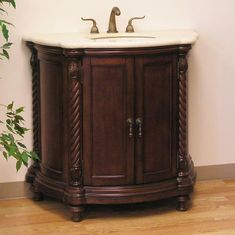 Legion Furniture W5297-11 Bathroom Vanity