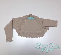 Vilma & Bosco ~ Colección Primavera Verano 2014 | #Chaqueta bolero - Familia Abril | #Moda #infantil, #diseños para bebés, niños y niñas