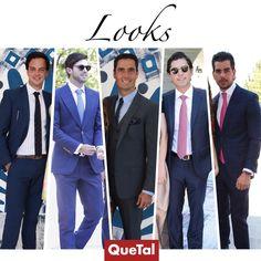 Estos fueron los looks para hombre más destacados de la boda de Óscar Pérez y Sofía López. Entérate de todos los detalles en nuestra página virtual #mensfashionstyle #genteslp #sociales #quetal #magazine #compartiendomomentos