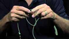 Surf Fishing Rigs (How to tie Dropper Loop)