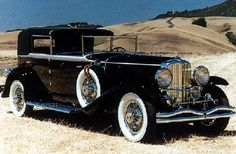 Duesenberg all Cars Models