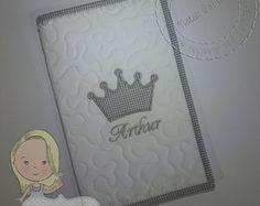 Capa de caderneta de vacinas Príncipe