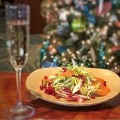 From our Chef to your kitchen, experience a salad worthy of the season. #OceanaCoastal