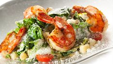 Shrimp Caesar for Bariatric Eating when its too hot to cook!