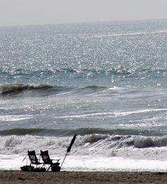 Oxnard beach.