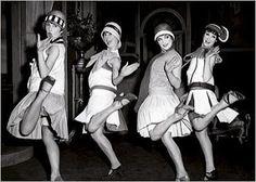Crinolines et Cie - Costumes et sorties historiques: Années 20 et 30