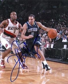 Autographed Jameer Nelson Photo - 8x10 ) - Autographed NBA Photos at  Amazon s Sports Collectibles Store 5974c9d36