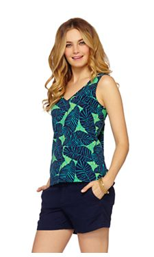 Item #3: New Green Under The Palms Size: Small