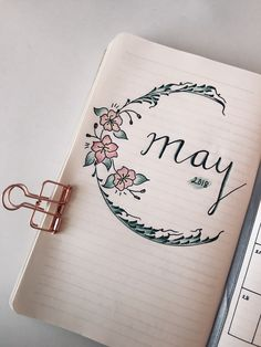 Bullet Journal #bulletjournal #may