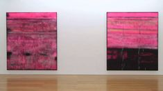 """Installation video of: """"STERLING RUBY: Vivids"""" Septmber 13--October 25, 2014 Gagosian Gallery Hong Kong Video by Nick Foxall  If you would like to use this video, please contact hongkong@gagosian.com"""
