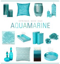Aqua for Spring Z Gallerie Teal Living Rooms, Living Room Decor, Bedroom Decor, Aqua Decor, Turquoise Decorations, Teal Home Decor, Affordable Modern Furniture, Blue Accents, Turquoise Accents